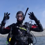 diver, basic scuba, learn to dive, drysuit