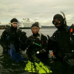 diving at edmonds under water park