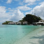 misool rooms, beach resort, raja ampat