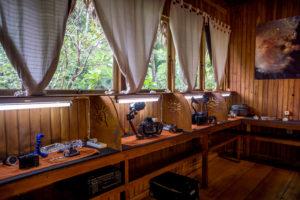 Siladen camera room